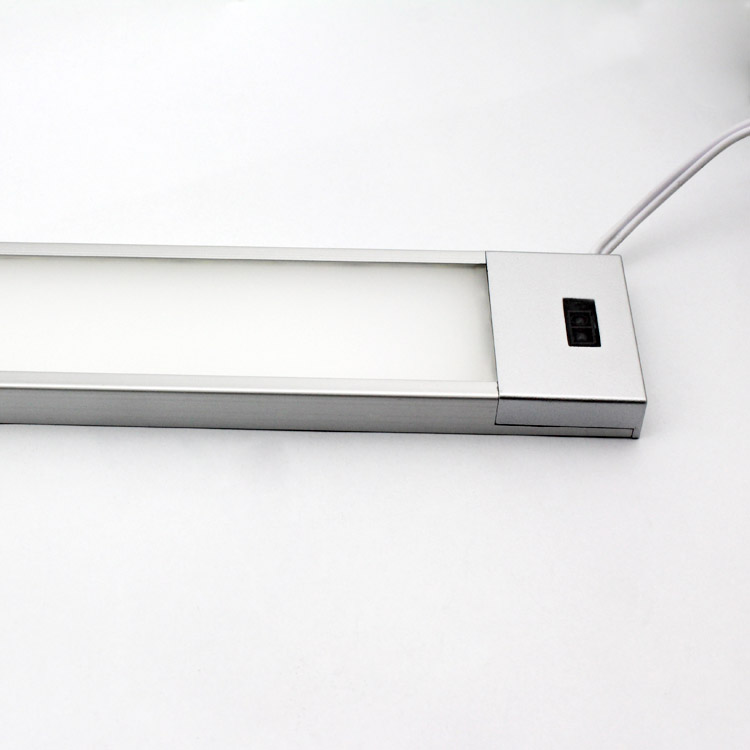 2x Led Under Cabinet Strip Lights 12w Led 12v Driver: LED Sensor Cabinet Light Induction By Hand